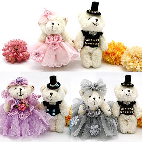 結婚禮物專賣店 新郎新娘婚禮小熊扭蛋 婚禮用品