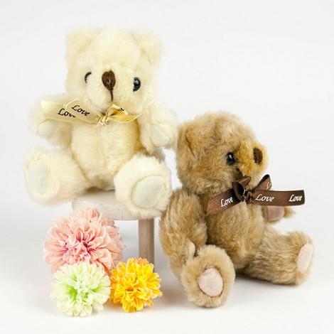 送客禮 婚禮最佳的小禮物 泰迪小熊
