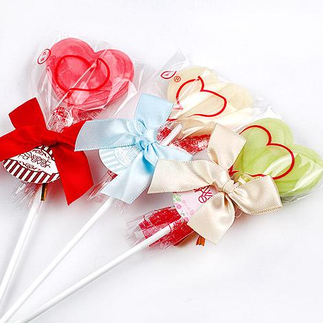 推薦二進小禮物 送客喜糖 甜蜜愛心棒棒糖