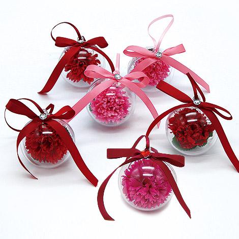 獨家母親節禮物 單朵康乃馨香皂花扭蛋
