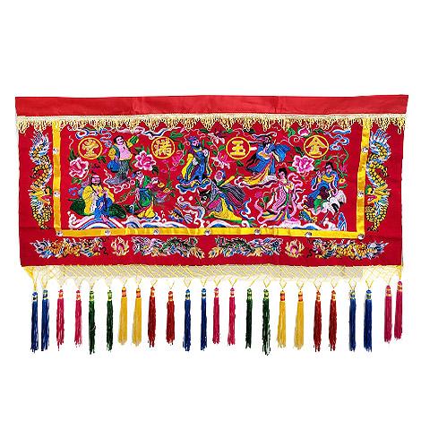 傳統婚禮用品  八仙彩  4尺2