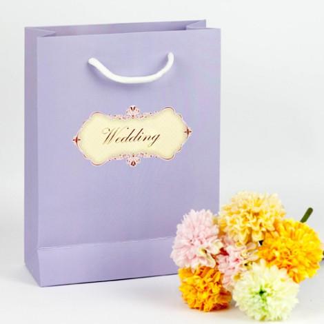 禮物包裝袋首選 小提袋 繽紛幸福禮物袋/10入