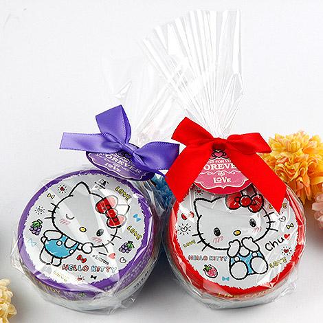 創意婚禮小物 送客禮 果香Kitty甜蜜喜糖