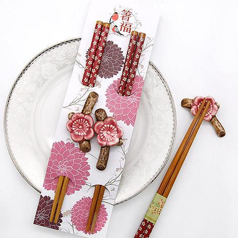 婚禮用品 謝客禮 立體造型新郎新娘謝卡套夾(一組2入)