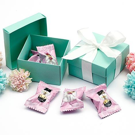 送客喜糖盒 DIY經典蒂芬妮喜糖盒 探房禮推薦