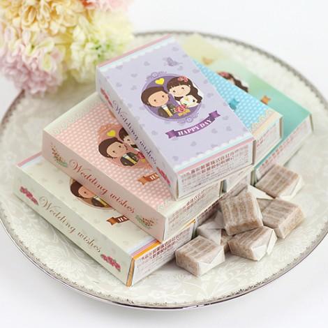 創意小禮物 婚禮小物 DIY森永牛奶糖果 結婚 喜糖(20入/組)