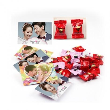 結婚禮物專賣店 客製化 謝卡喜糖