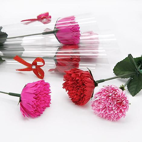 母親節禮物 超夯康乃馨香皂花束