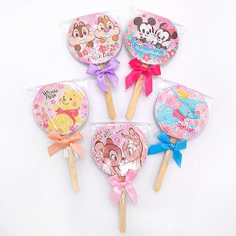 實用文具小禮物 櫻花系列迪士尼棒棒糖便條本 卡通系列