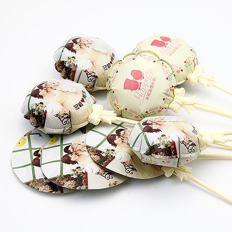 二次進場婚禮小物 客製化婚禮氣球 活動禮品