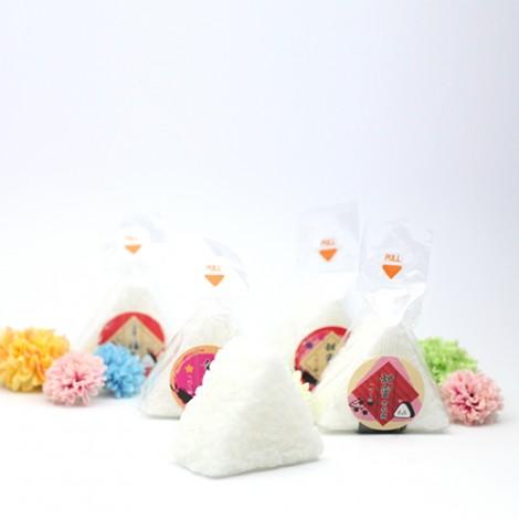 二次進場婚禮小物 甜蜜御飯糰 手工香皂