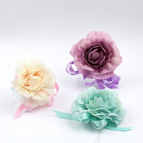 結婚 胸花 優雅貴氣玫瑰胸花 伴郎伴娘胸花 婚禮用品
