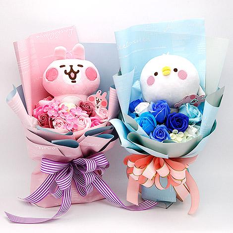 禮物專賣店 卡那赫拉香皂花束 生日花束