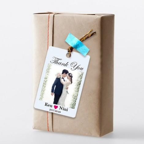 婚禮小物 diy材料 婚紗照 客製化吊卡
