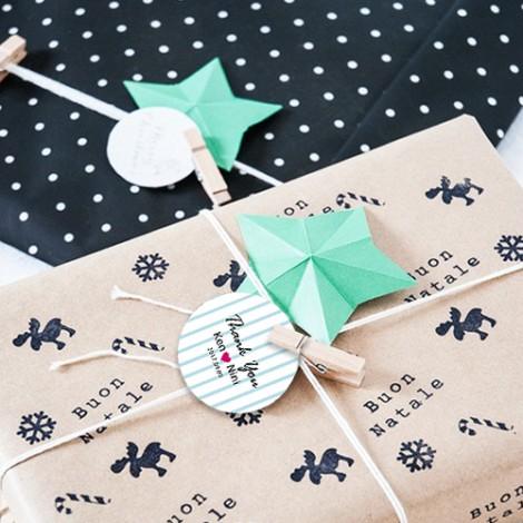 客製化禮品 圓形線條款 婚禮小物DIY材料