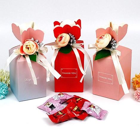 婚禮祝福 適合送的婚禮禮物 喜糖盒 婚禮小物 DIY