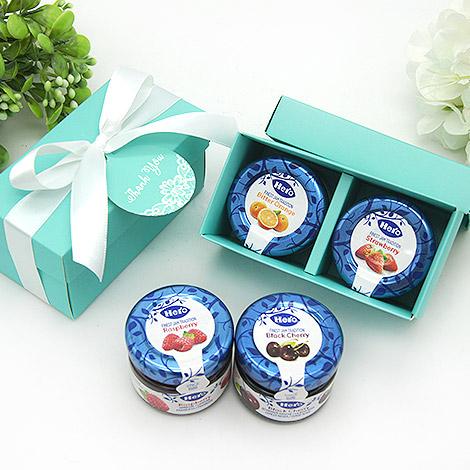 婚禮送客禮 喜糖盒 婚禮小物 DIY 果醬最討喜