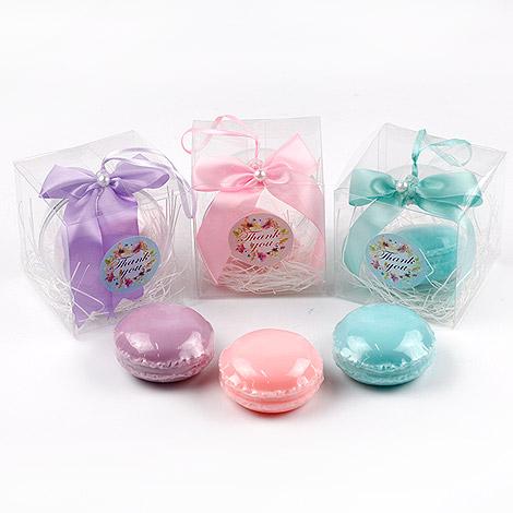 特別禮物推薦 馬卡龍 手工香皂扭蛋 婚禮小物送客禮