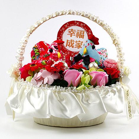 結婚習俗 風采喜慶帶路雞 婚禮用品(中)