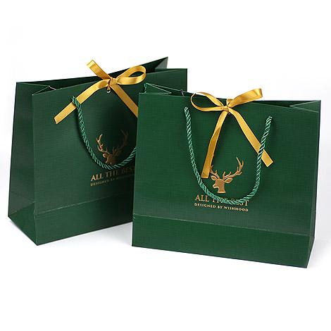 一鹿有你 經典禮物袋 禮品贈品 禮物包裝提袋