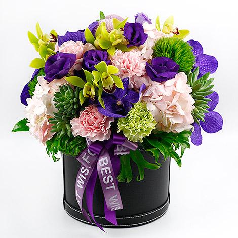 代客送花 送禮鮮花盆花 送禮盆花討喜