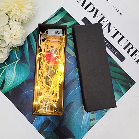 居家佈置 LED聲控木紋溫度濕度鐘