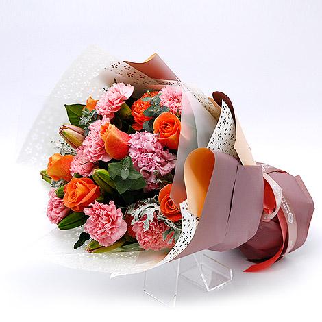 母親節禮物 親情康乃馨花束