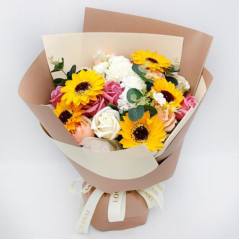 母親節送花 康乃馨花束 送花服務