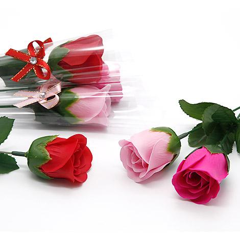 玫瑰香皂花束 活動禮品贈品