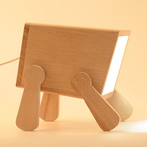 創意燈飾 造型療育桌燈 送禮物