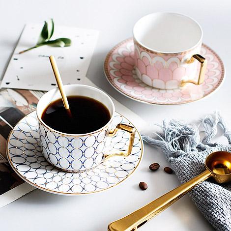 送禮物 法國左岸咖啡杯組