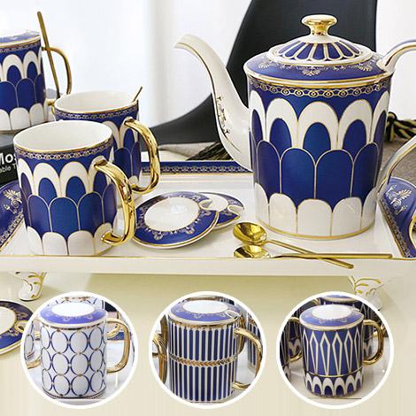 新居落成送禮 北歐下午茶茶具組 親友結婚禮物