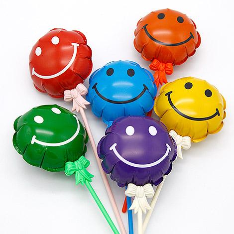 讓你好心情微笑氣球 婚禮活動派對道具