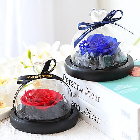有禮真好獨家 情人節小禮物 流光溢彩浮游花