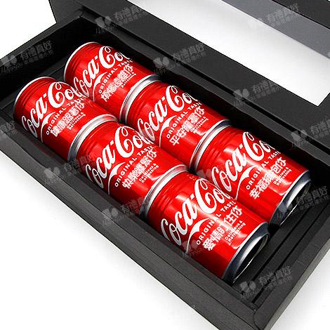 獨家畢業禮物 可口可樂禮盒