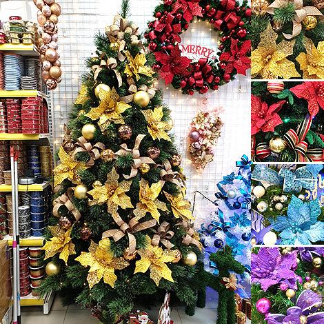 繽紛聖誕 DIY聖誕樹(7尺)組合