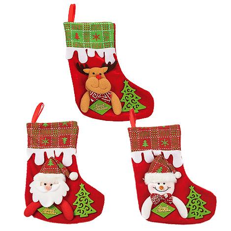 聖誕節交換禮物 聖誕襪(大)