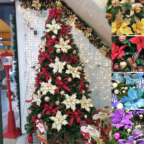 歡樂聖誕 DIY聖誕樹(8尺)組合