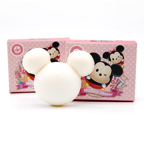 米奇卡通造型香皂 限量販售中