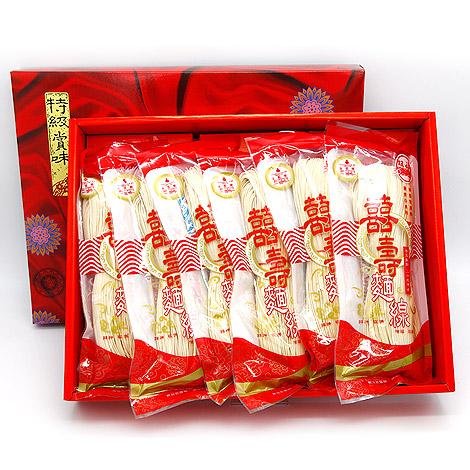 訂婚十二禮 麵線禮盒