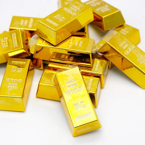 富貴金條磁鐵 年節實用小禮物