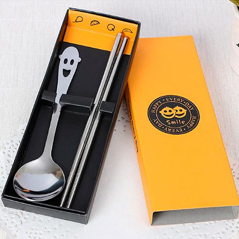 微笑湯匙筷子組 活動紀念品