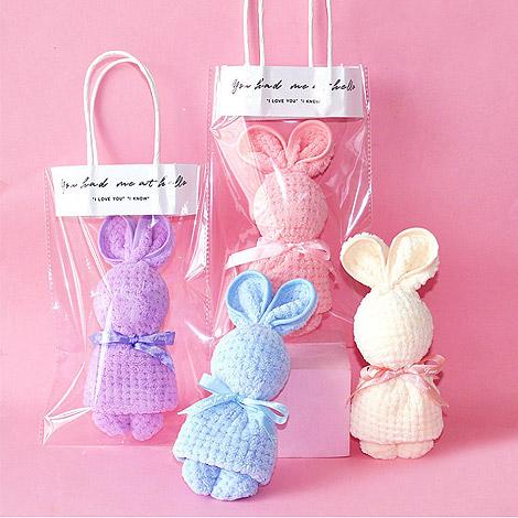 兔子小方巾 活動伴手禮
