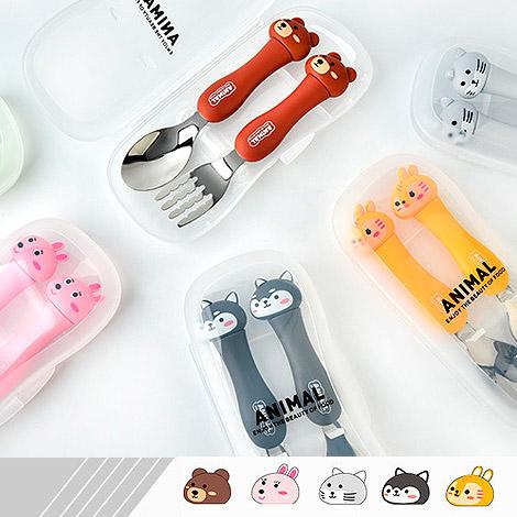 可愛動物餐具組 寶寶彌月禮物
